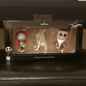 Disney Nightmare Before Christmas Ornaments NEW!